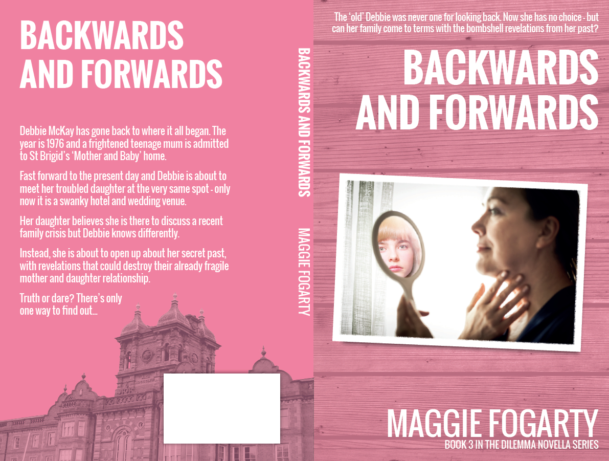 Backwards and forwards book cover